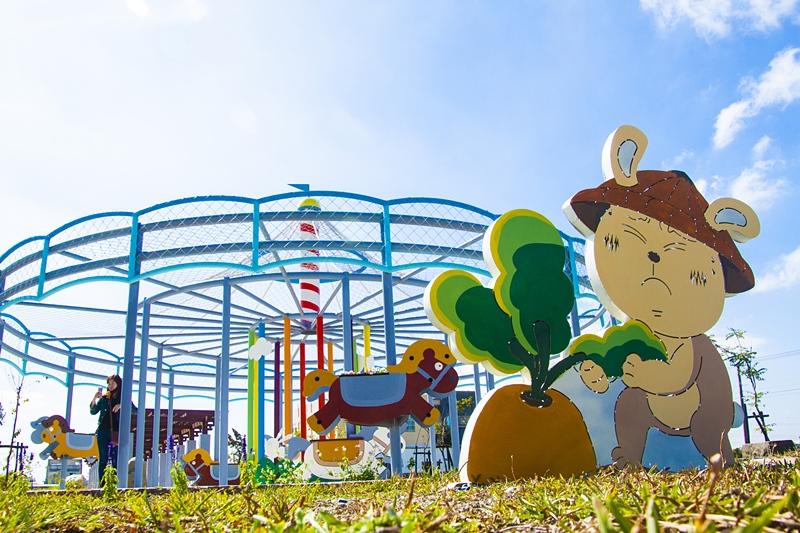 彰化秀水半日遊-馬興社區藥草植物園區28.jpg